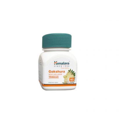 Гокшура, мочеполовая система, почки, 60 таблеток, Gokshura, Himalaya Herbals