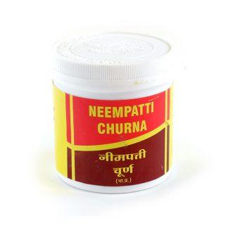 Ним Патти Чурна,100 г, Neem Patti Churna, Vyas