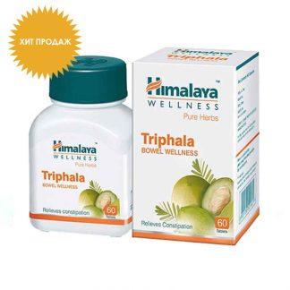 Трифала, 60 таблеток, Triphala, Himalaya Herbals