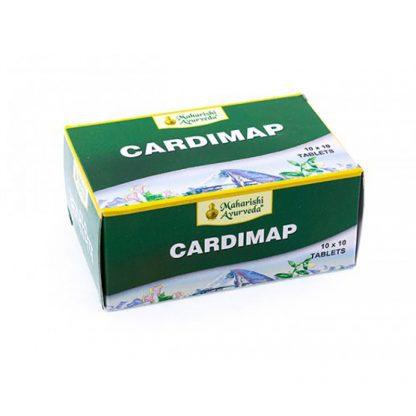 Кардимап, кардио-тоник, снижение артериального давления, Cardimap, Maharishi Ayurveda, Индия