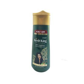 Аюрведический  шампунь против выпадения волос КешКинг, 200 мл,  Anti-Hairfall Ayurvedic Medicinal Shampoo Aloe Vera, Kesh King, Индия