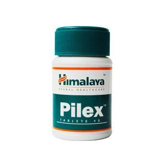 Пайлекс, 60 таблеток, Pilex, Himalaya, Индия