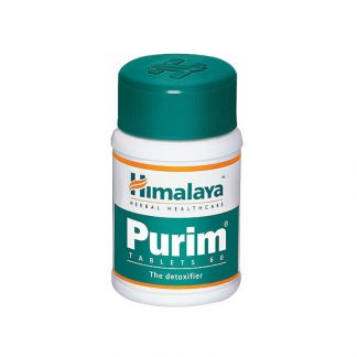 Пурим, кожные инфекции, дерматиты, герпес, очищение и защита печени,60 табл., Purim, Himalaya, Индия