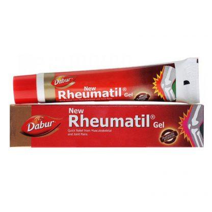 Ревматил гель, суставы, опорно-двигательный аппарат, Rheumatil Gel, Dabur, 30 g