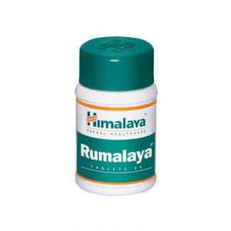 Румалая в таблетках, для суставов, опорно-двигательный аппарат, мышцы, 60 табл., Rumalaya tablets, Himalaya, Индия