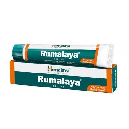 Гель обезболивающий Румалая, 30г, Rumalaya Gel, Himalaya