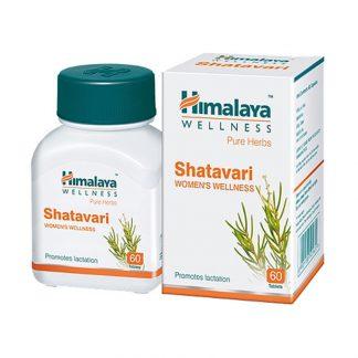 Шатавари, женская репродуктивная и половая система, 60 таблеток, Shatavari, Himalaya Herbals