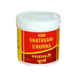Шатавари чурна, 100 г, женская репродуктивная и половая система, Shatavari Churna, 100 g, Vyas Pharmaceuticals