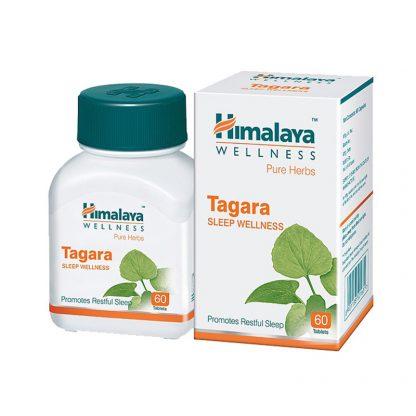 Тагара, натуральное успокоительное, 60 таблеток, Tagara, Himalaya, Индия
