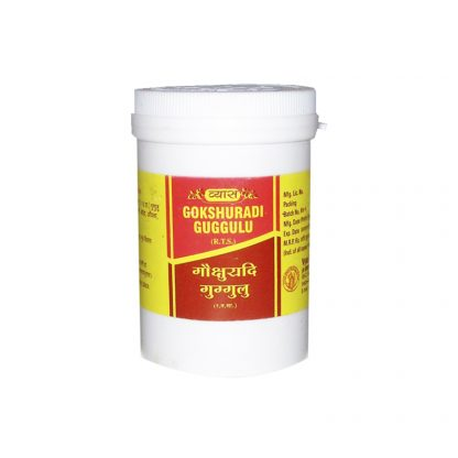 Гокшуради Гуггул , мочеполовая система, 100 таб., Gokshuradi guggulu, Vyas