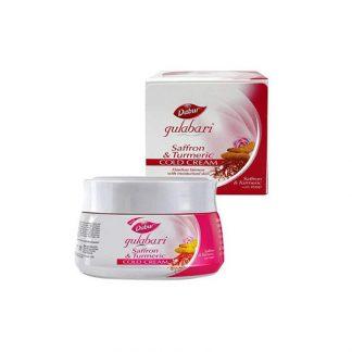 Охлаждающий крем для лица с маслом розы Гулабари, 30ml/50ml, Gulabari moisturising cold cream, Dabur