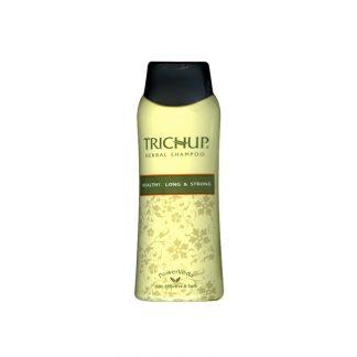 Шампунь для роста волос Тричуп, 200 мл, Trichup Herbal Shampoo, Healthy, Long, Strong, Vasu, Индия