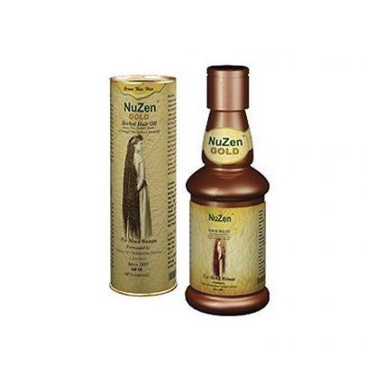Травяное масло для роста волос Нузен Голд, NuZen Gold, 100 мл