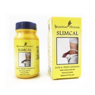 Слимкал, 60 капсул, для похудения, Slimcal, Shahnaz Husain