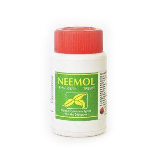Нимол Neemol Tablets 60 таблеток купить интернет магазин Дары Индии