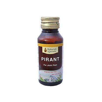 Масло Пирант (суставы), 50 мл, Pirant Oil, Maharishi Ayurveda