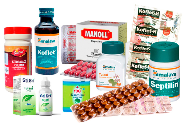 Аюрведа в борьбе с вирусными заболеваниями
