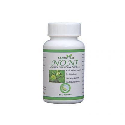 Нони в капсулах ( или Моринда цитрусолистная) для здоровья и активизации иммунной системы ,Noni 90 капсул