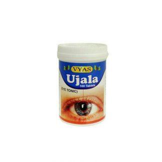 Уджала, тоник для глаз, 100 таб., Ujala, Vyas