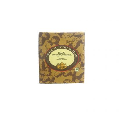 Имбирный чай, 100г, Ginger tea, Gourmet collection