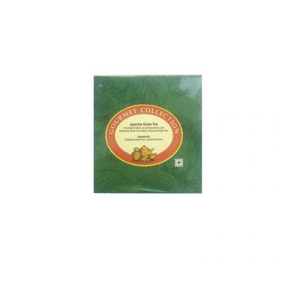 Зеленый жасминовый чай, 100г, Jasmine Green tea, Gourmet collection