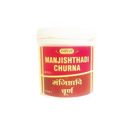 Манжиштади чурна, 100 г,Manjishthadi Churnа, Vyas