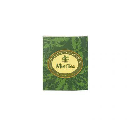 Зеленый мятный чай, 100 г, Mint tea, Gourmet collection