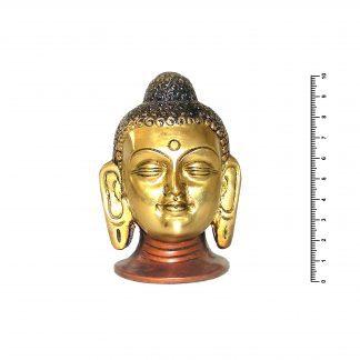 Голова Будды h10*7.5 cм