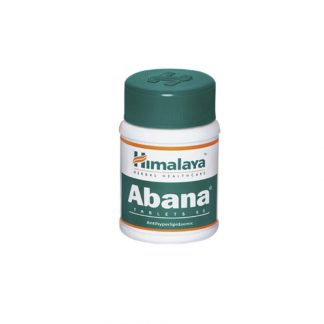 Абана, для сердечно-сосудистой системы, при гипертонии, 60 таб, Abana, Himalaya, Индия