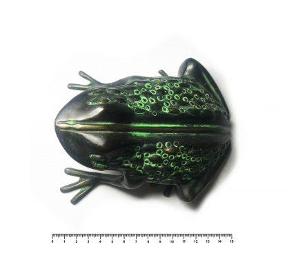 Лягушка большая ( садовая ) 15 * 12 * 7,5 см
