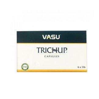 Травяные капсулы для роста волос Тричуп, 60 кап, Trichup Capsules Hair Nourishment, Vasu