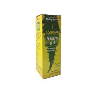 Масло Ним, от кожных заболеваний, 50 мл, Neem oil, Goodcare Baidyanath