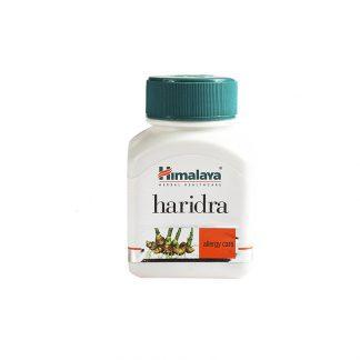 Харидра, противоаллергическое, 60 таблеток, Haridra, Himalaya