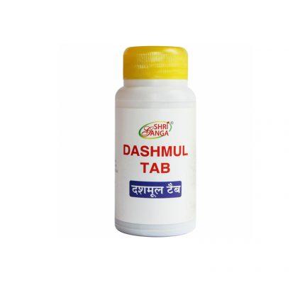 Дашамул,оздоровления организма и нормализации гормонального фона,100 таб., Dashmul,  Shri Ganga