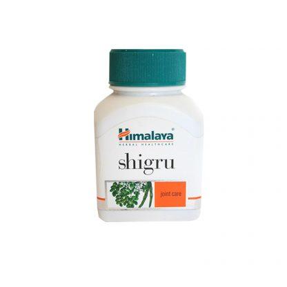 Шигру, при болях и отеках суставов, 60 таблеток, Shigru, Himalaya