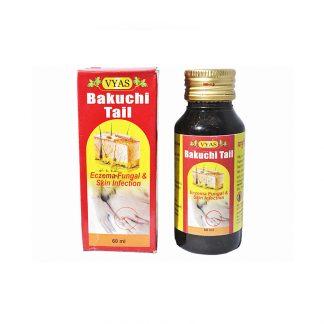 Бакучи масло, 60 мл, Bakuchi tail, Vyas