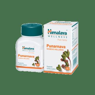 Пунарнава, мочеполовая система, 60 таб, Punarnava, 60 tab, Himalaya