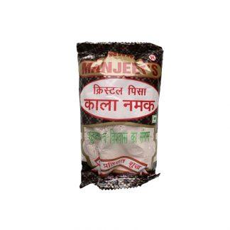 Индийская черная соль, 200г, Black salt, Onkar Manjeet`s