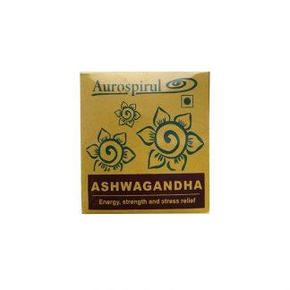 Ашваганда 100 капсул, Ashwagandha, Aurospirul