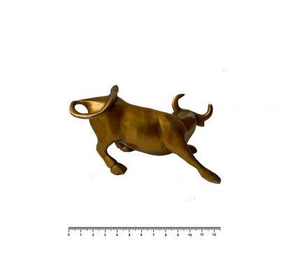 Атакующий Бык или Бык Биржевой h8.5*12.5 см