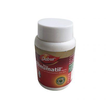 Ревматил, для суставов, травмы опорно-двигательного аппарата, 90 таб, Rheumatil Tablet, Dabur