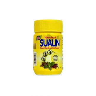 Суалин , от простуды и кашля, 60 таблеток, Sualin, Hamdard