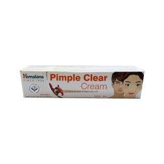 Крем от прыщей и угревой сыпи, 20г, Pimple Clear Cream, Himalaya