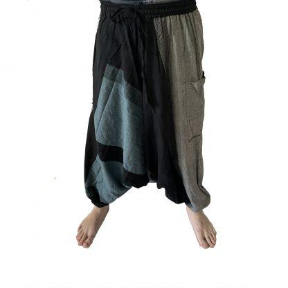 Алладины унисекс, на резинке, единый размер