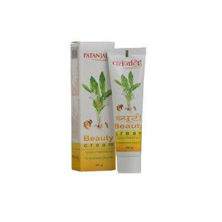 Бьюти крем для лица, 50гр, Beauty Cream, Patanjali