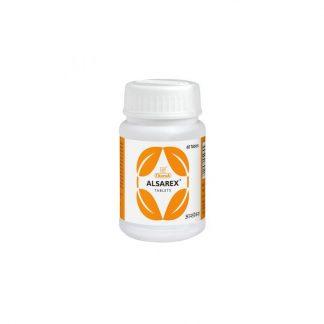 Алсарекс, от язвы, повышенной кислотности, 40 таб, Alsarex, Charak