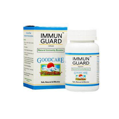 Иммун Гуард, для иммунитета, 60 кап, Immun Guard Natural immunity Booster, Baidyanath Goodcare