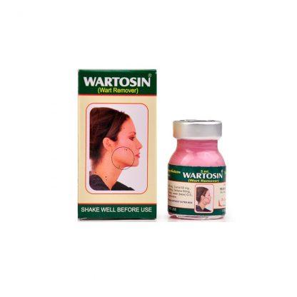 Вартосин средство для удаления папилом и бородавок, 3 мл, Wartosin, Dr. Loonawat