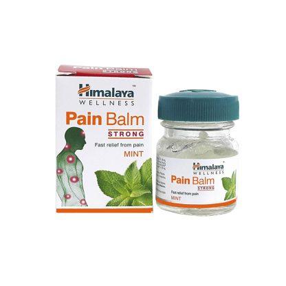 Обезболивающий бальзам быстрого действия, 10г Pain Balm Fast relief from pain Himalaya