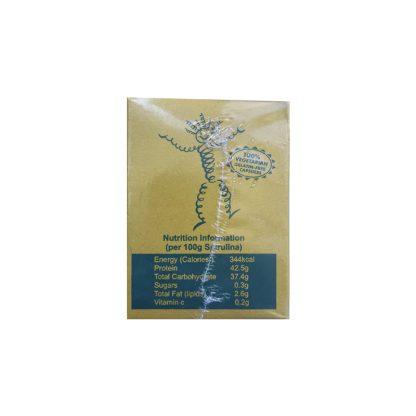 Спирулина c амлой в таблетках, 100шт, Spirulina with amla, Aurospirul, Индия